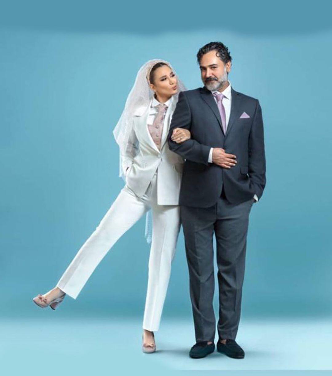 عکس عروسی عمار تفتی