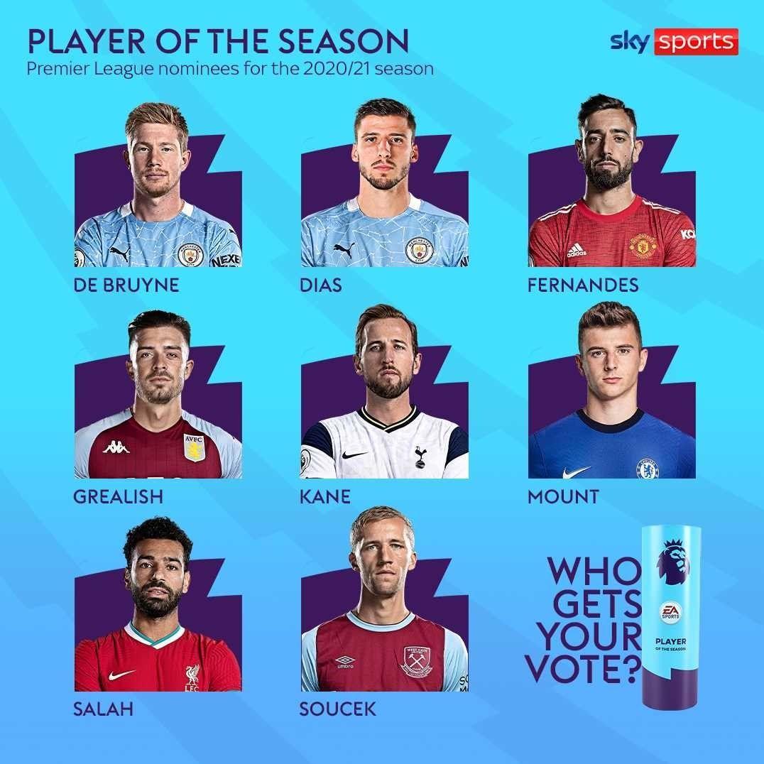 اسامی مدعیان عنوان بهترین بازیکن فصل لیگ جزیره