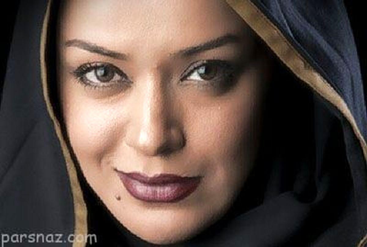 عکس عاشقانه الهام چرخنده و همسر روحانی اش + عکس های دیده نشده