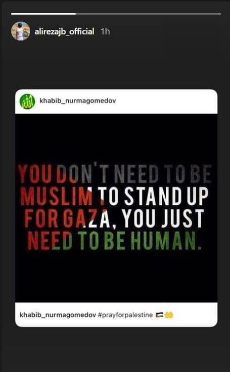 واکنش جنجالی جهانبخش به اقدام وحشیانه صهیونیستها +عکس دیده نشده