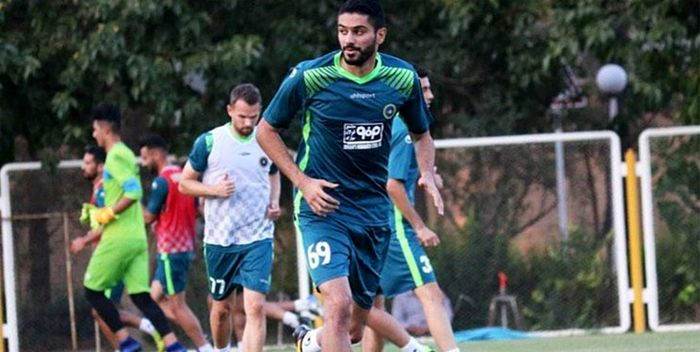 شایان مصلح از فعالیت فوتبالی معلق شد