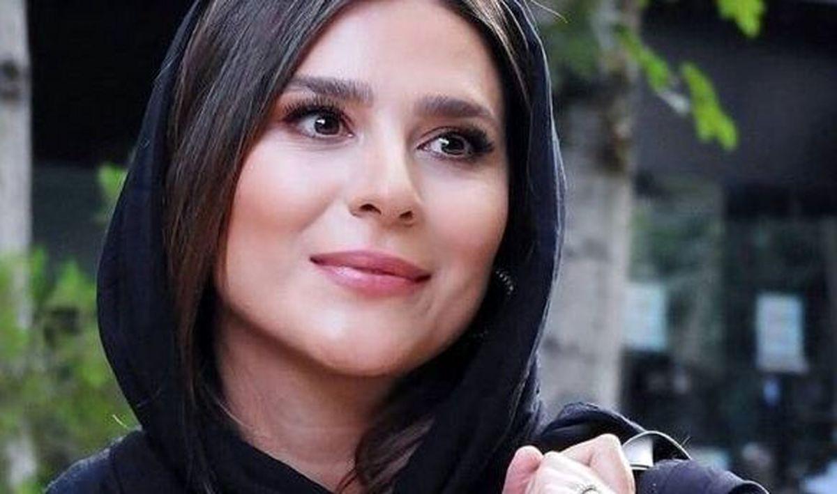 سحر دولتشاهی با چهره ای ترسناک