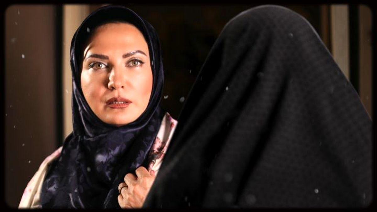 جوان شدن عجیب لعیا زنگنه و عکس همسرش+ تصاویر خاص