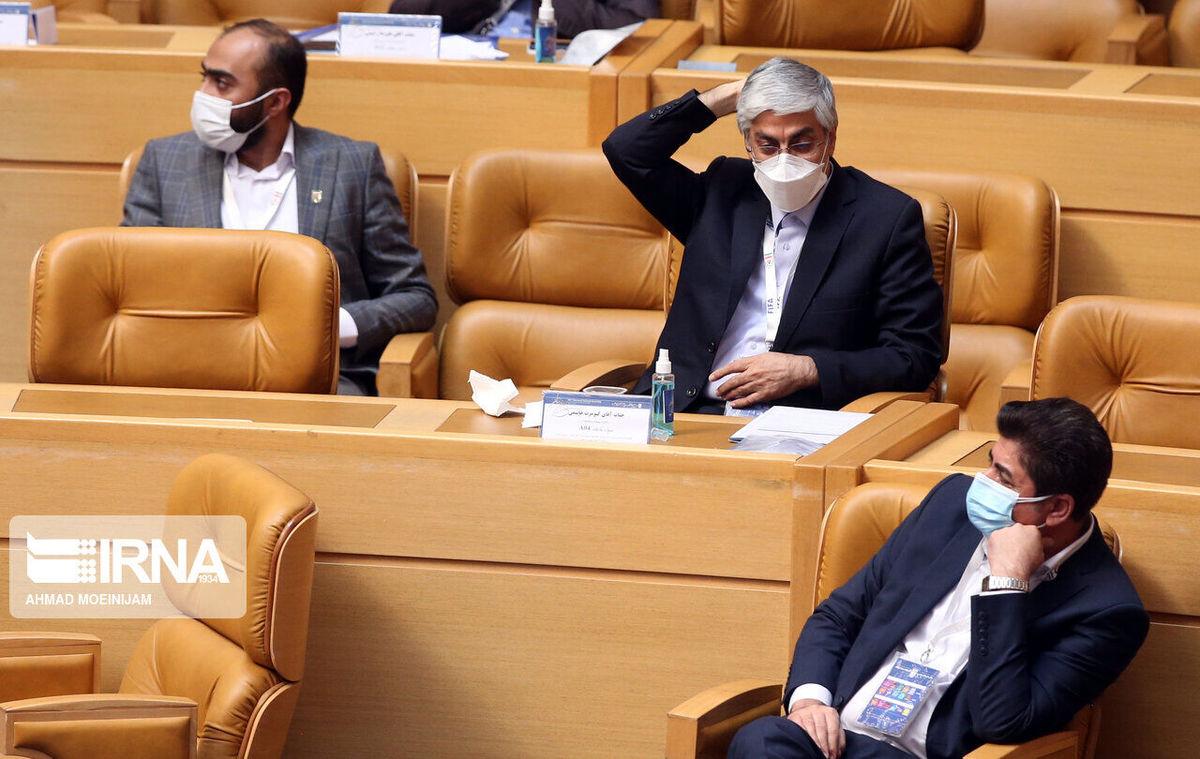 هاشمی: به رای مجمع احترام می گذارم،من نامزد وزارت نبودم