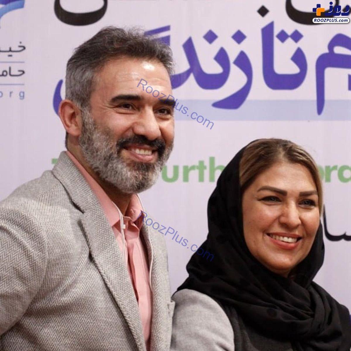 اخبار فوتبالی:ازدواج غیابی احمد رضا عابدزاده