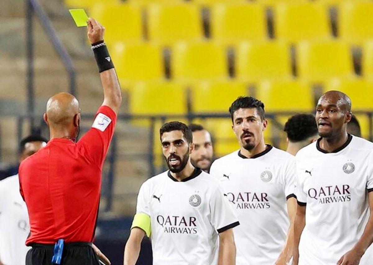 اتهام جنجالی قطریها به AFC بعد از حذف السد!