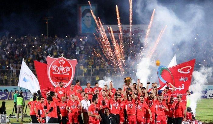 زمان اهدای جام قهرمانی به پرسپولیس رسماً مشخص شد