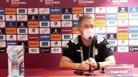 اسکوچیچ:ذهنیت تیم ملی فقط بردن است