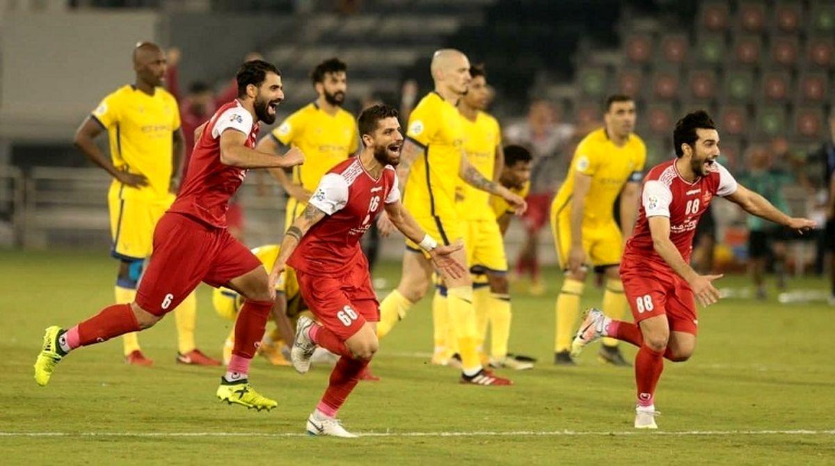 خبر بد/ النصر به دنبال محروم کردن پرسپولیس از لیگ قهرمانان آسیا