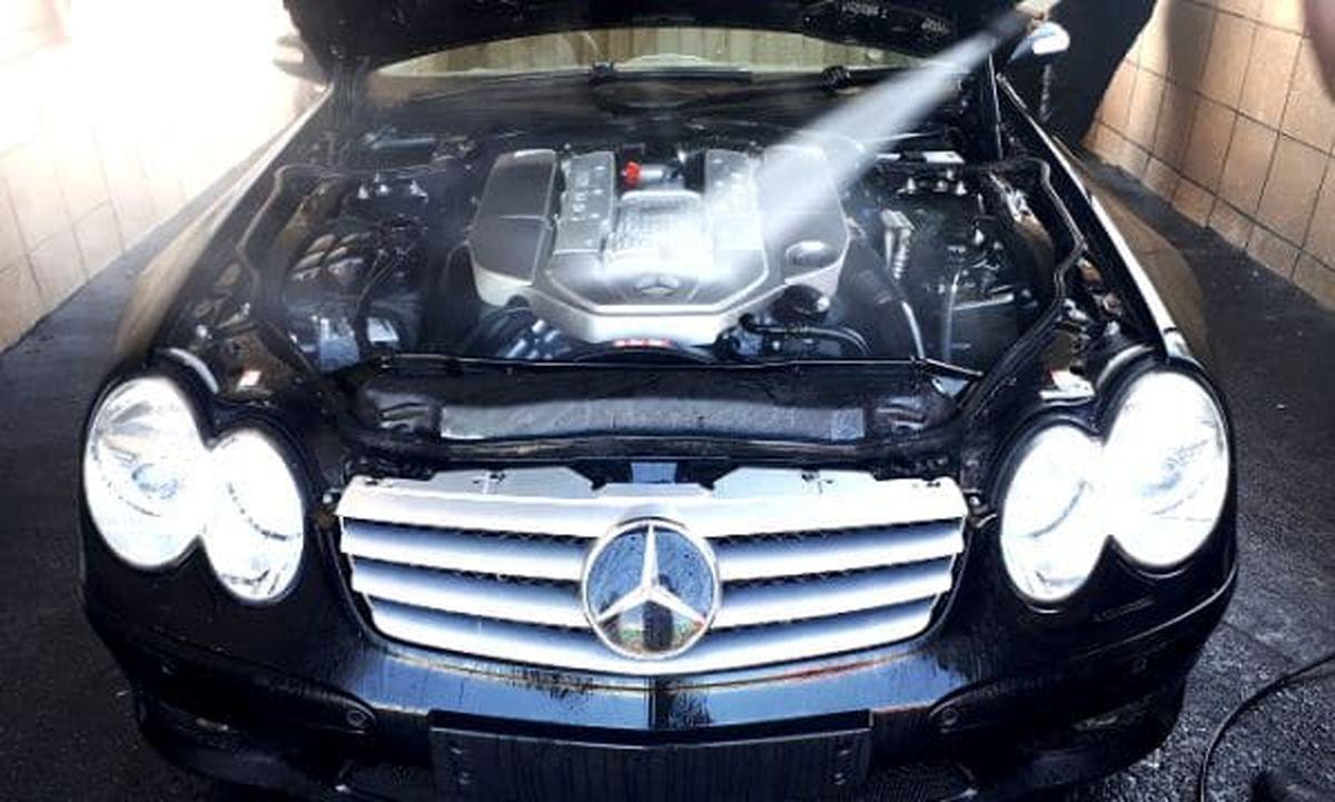 آیا موتور خودرو را بشوریم یا نه؟