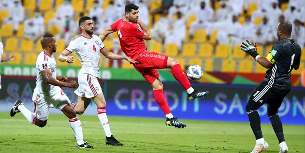 تیم ملی ایران قویترین تیم دو گروه است
