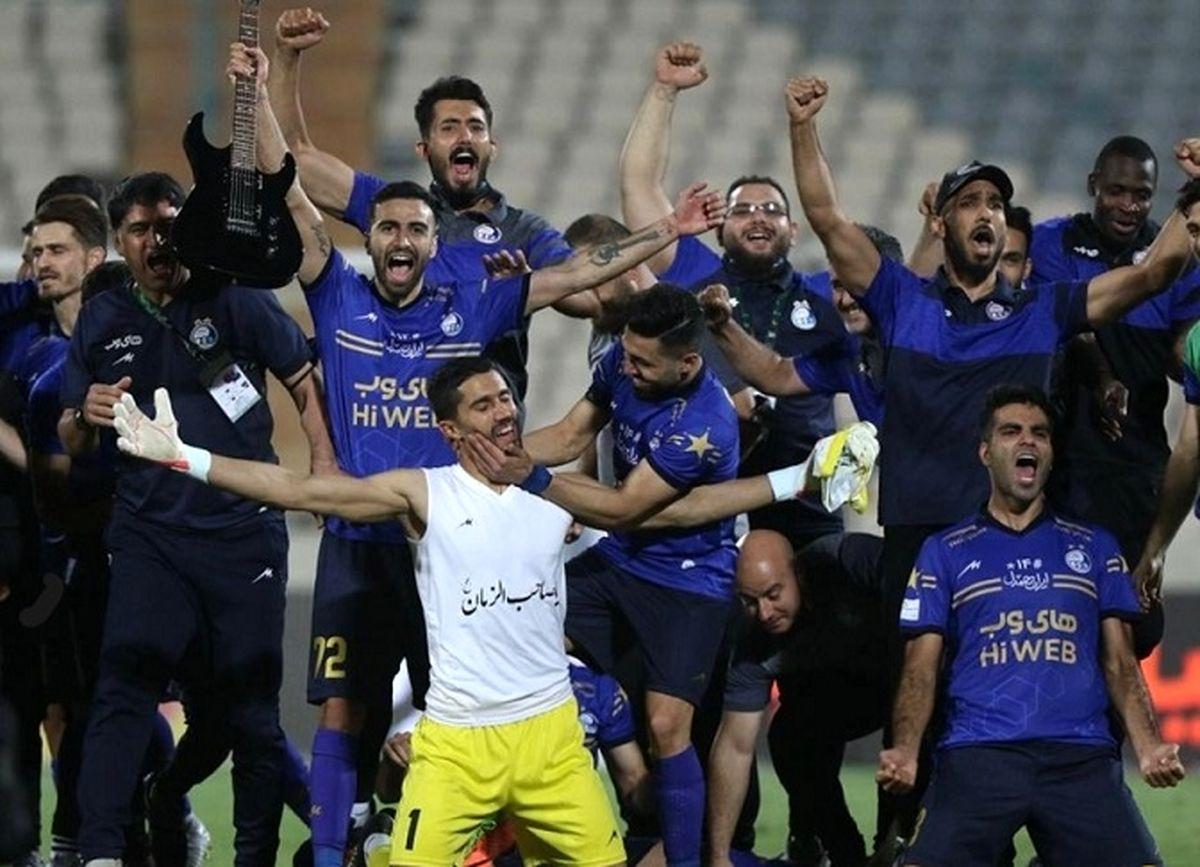 آمار باشکوه استقلال در جام حذفی + جزئیات