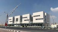 یک عمارت با معماری فوق العاده در قطر برای جام جهانی 2022 + تصاویر