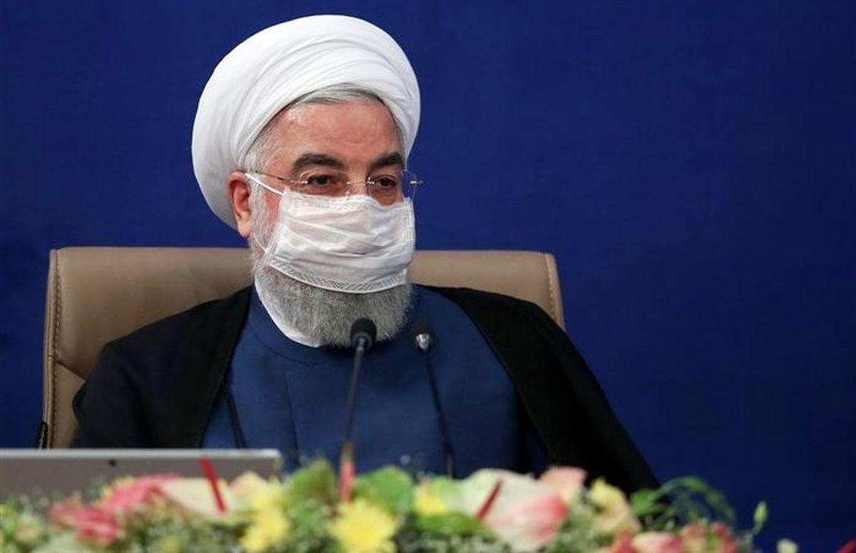 روحانی،پیشنهاد رفراندوم داد + فیلم