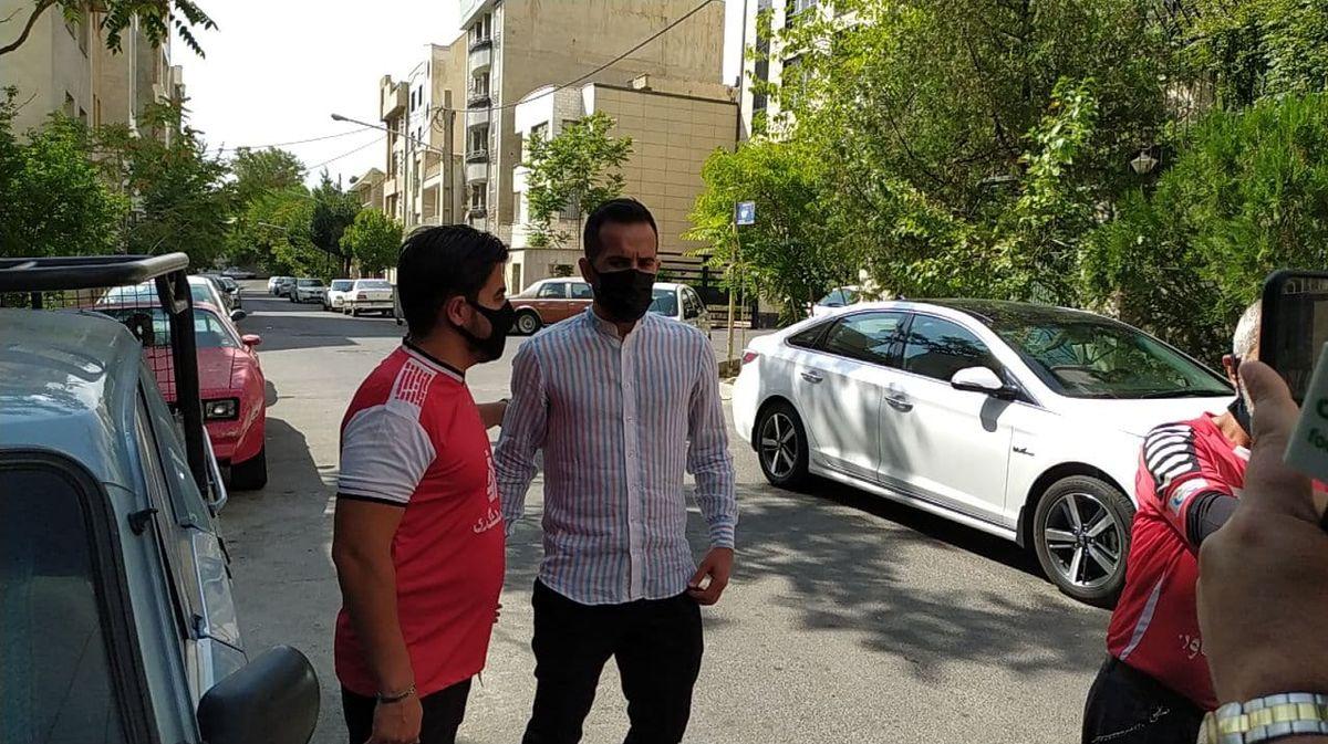 هافبک 34 ساله جانشین احمد نوراللهی در پرسپولیس!!