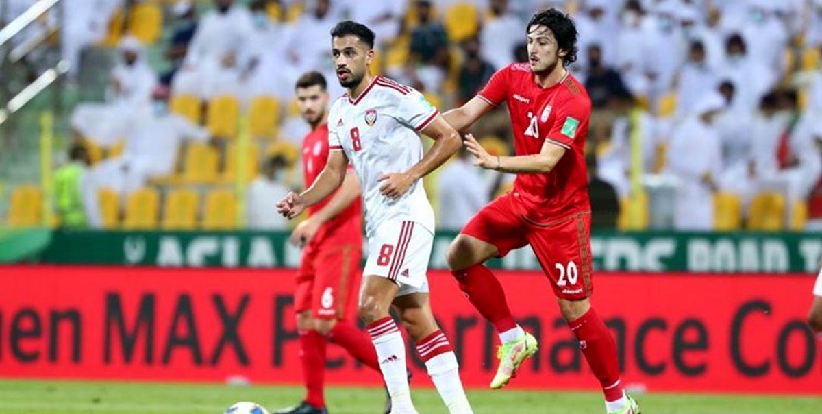 امارات می خواهد انتقام باخت مقابل ایران را برابر عراق جبران کند