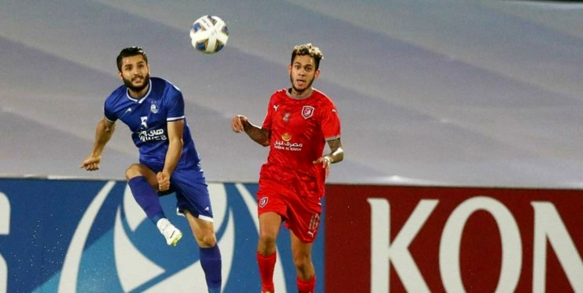 تیم منتخب لیگ قهرمانان آسیا با حضور چهار ایرانی|عکس