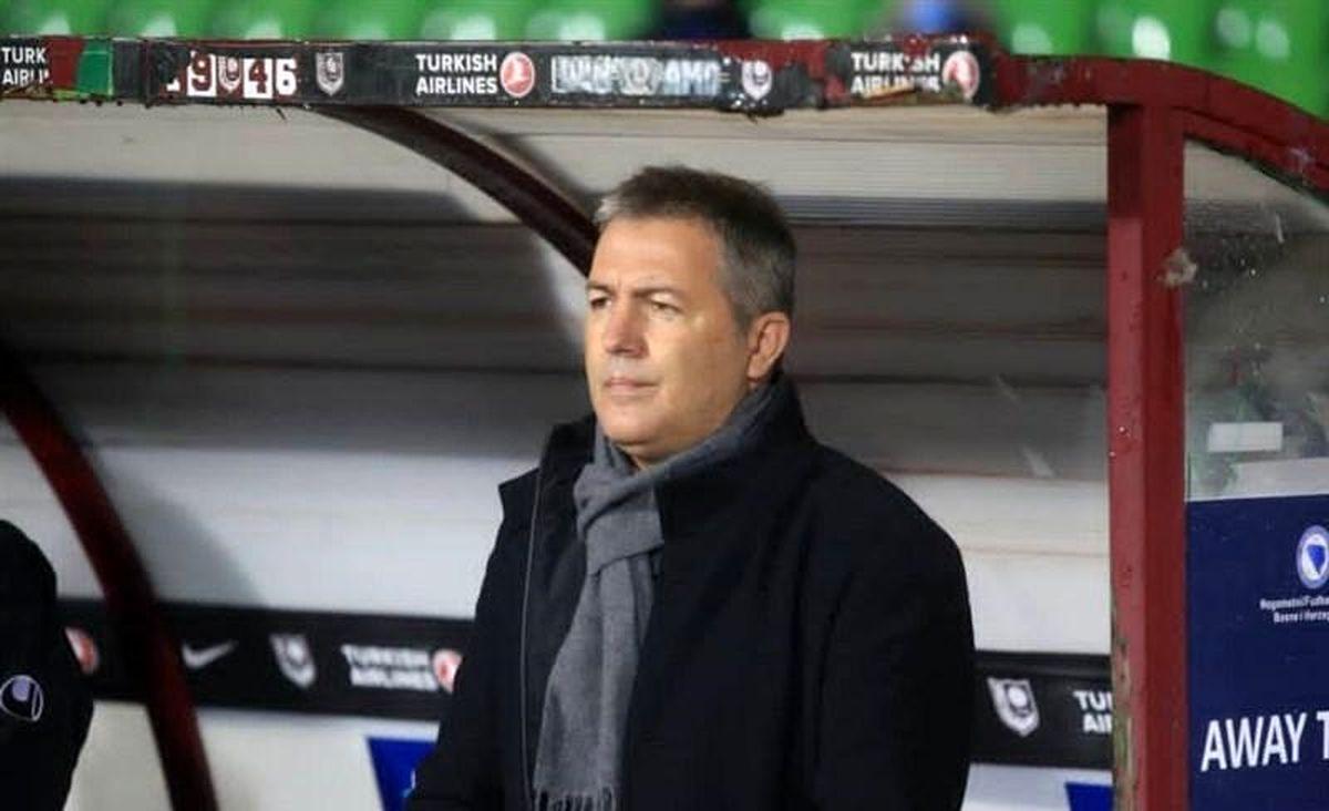 واکنش خاص اسکوچیچ به انتخاب رئیس جدید فدراسیون فوتبال