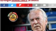 بازتاب گسترده جدایی دنیزلی از تراکتور در رسانههای ترکیه