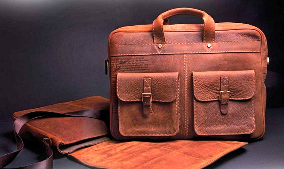 راهنمای خرید کیف اداری چرم طبیعی