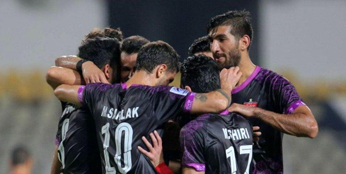 پرسپولیس الوحده امارات را هم به زانو در خواهد آورد