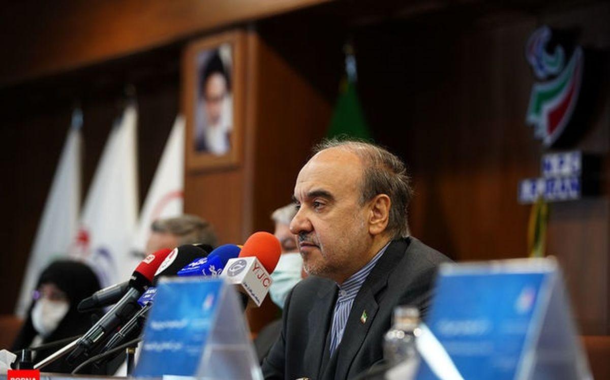 پیام تبریک ویژه وزیر ورزش به مناسبت سالگردپیروزی انقلاب