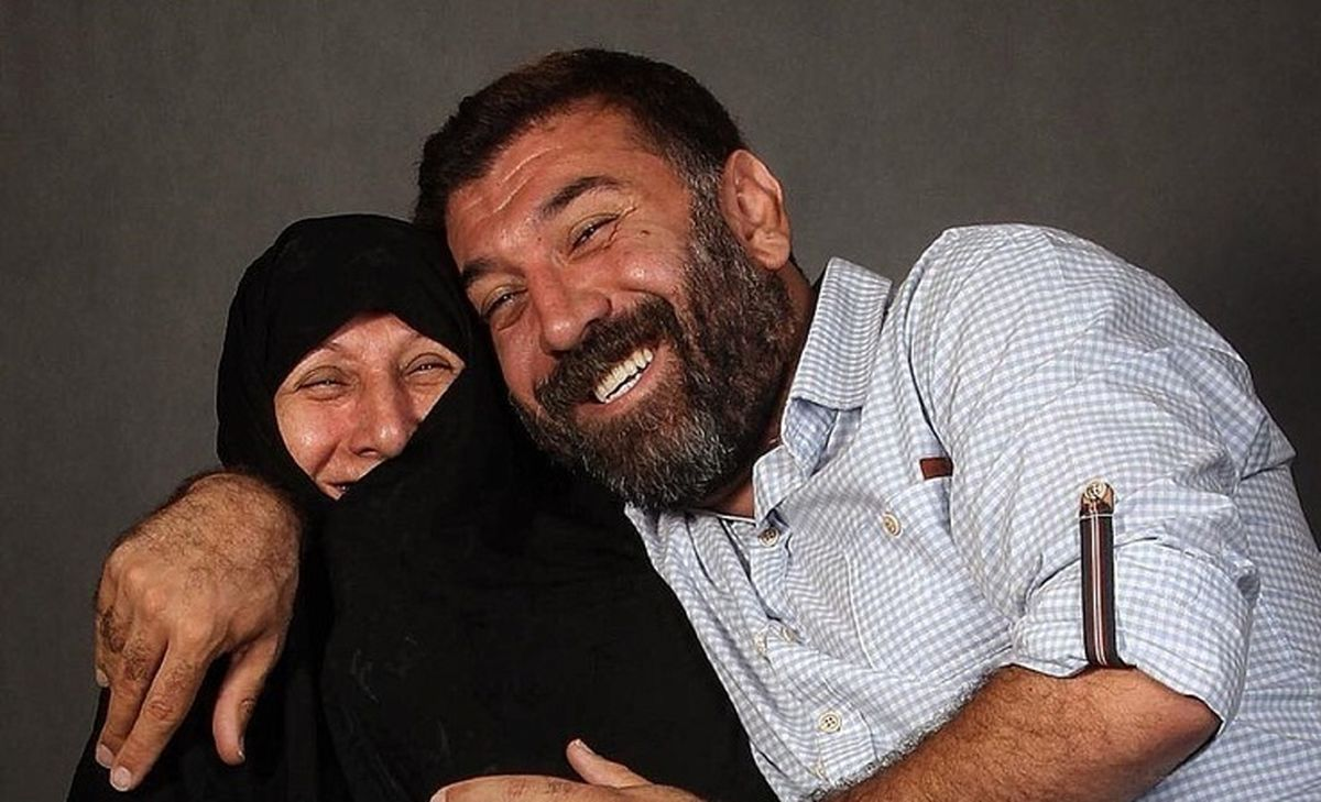 علی انصاریان و مهرداد اولادی در یک قاب+عکس دیده نشده
