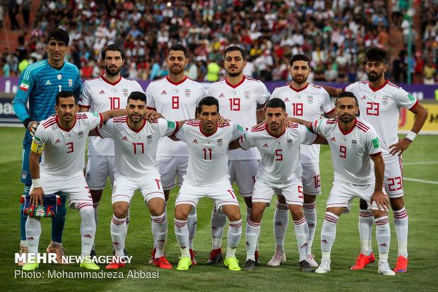 تعویق بازیهای تیم ملی فوتبال ایران اعلام شد