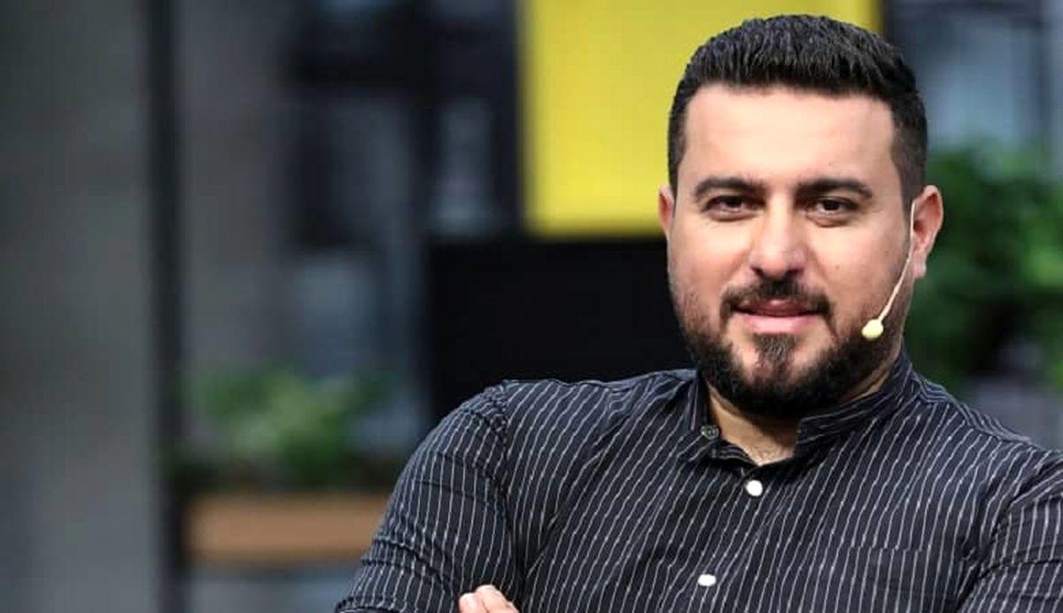 """عکس دیده نشده  """"محسن کیایی"""" در دورهمی شبانه/ عکس"""