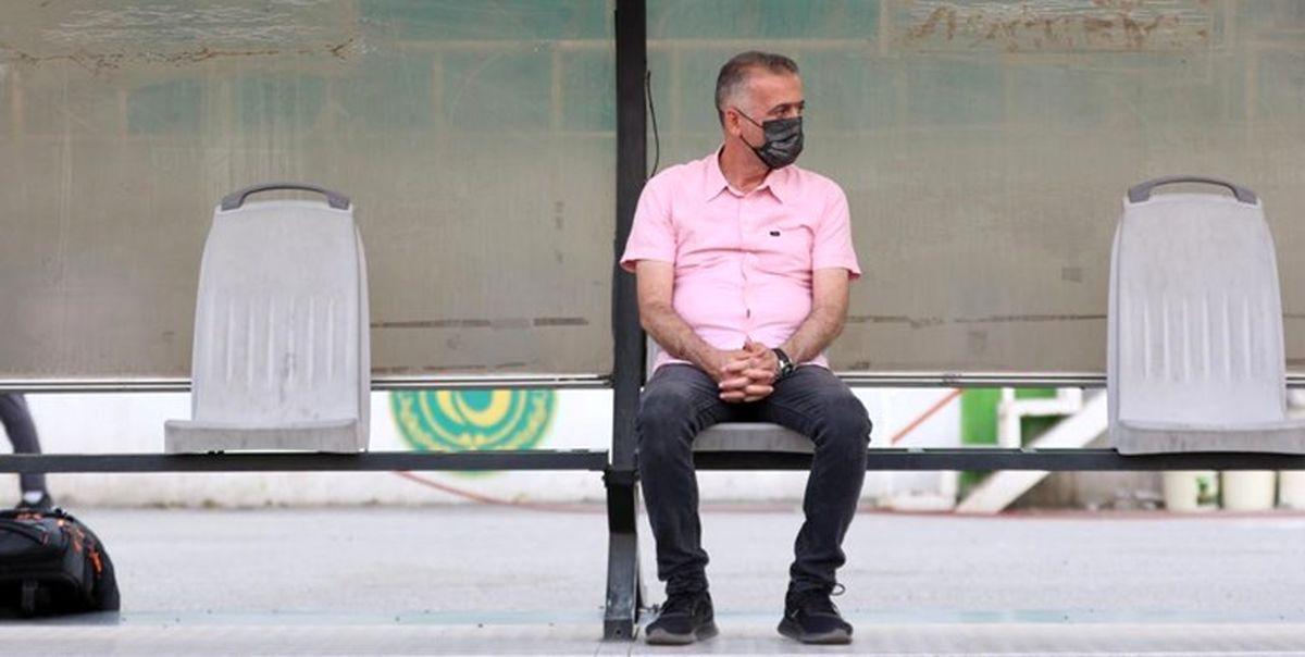 باشگاه تراکتور با جدایی کمالوند موافقت کرد