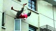پرت کردن همسر از طبقه پنجم به دلیل ابتلا به کرونا!