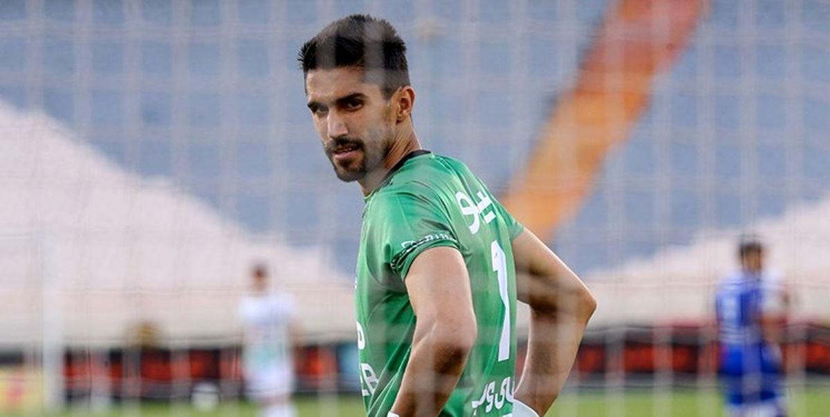 حسینی بعد از ماندن در استقلال:دچار سوء تفاهم شدم