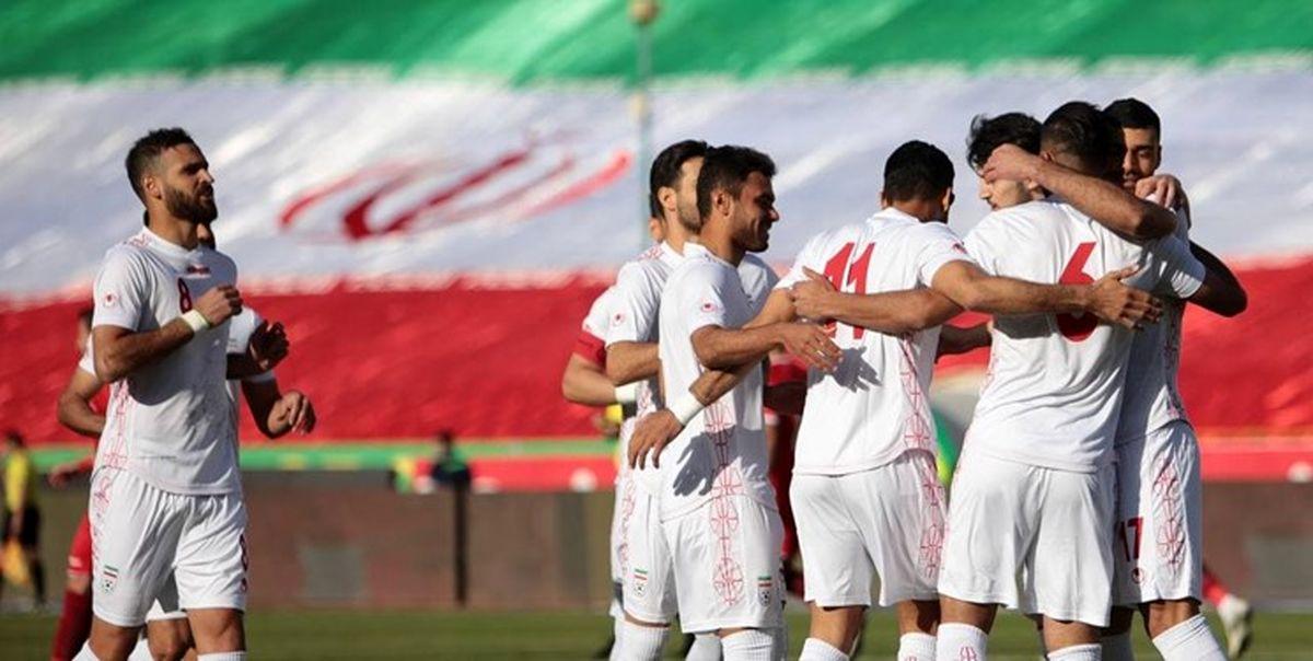 AFC:تیم ملی ایران در فرم عالی قرار دارد