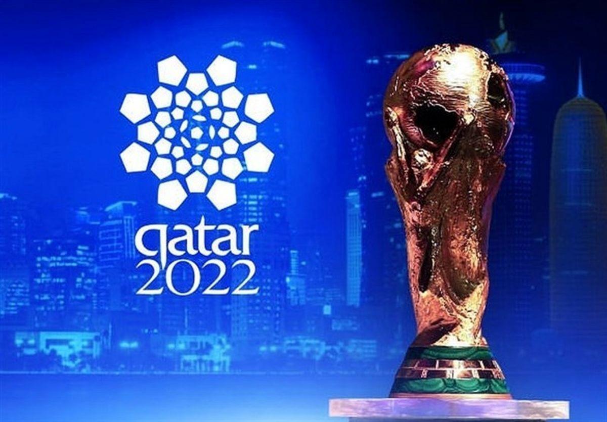 رونمایی از توپ دور پایانی انتخابی جام جهانی قطر در قاره آسیا+ عکس