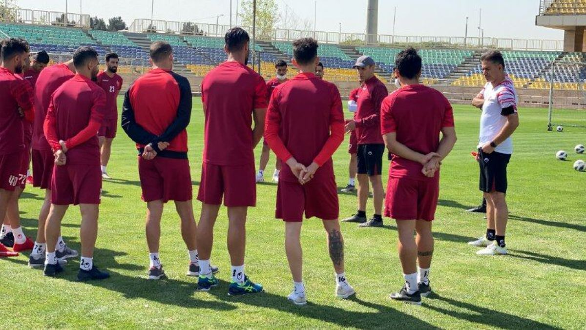۳ غایب قطعی دیدار پرسپولیس- الهلال   اسامی بازیکنان