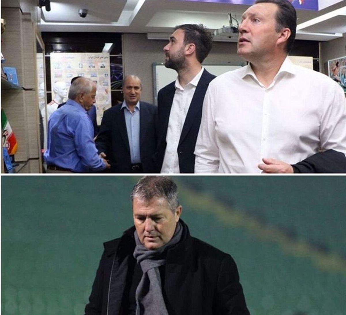 عبور سخت اسکوچیچ از تپههای ویلموتس / مربی تیم ملی ایران؛ یک کاسب طماع!