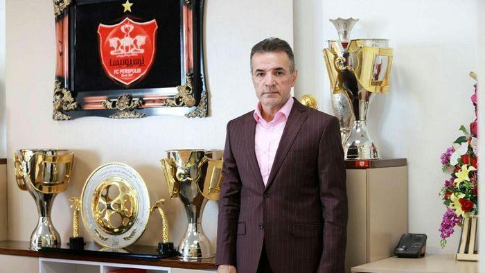 رسمی؛ محمد حسن انصاریفرد از مدیرعاملی پرسپولیس استعفا داد