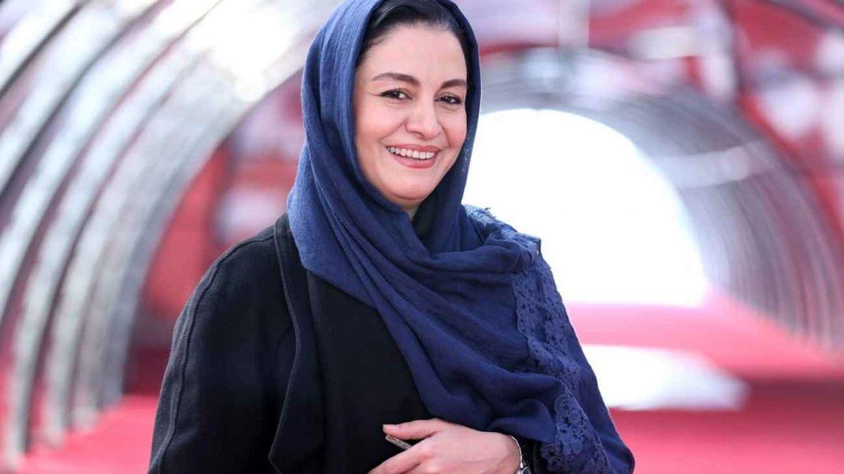 عکس لورفته از مریلا زارعی در سریال جیران