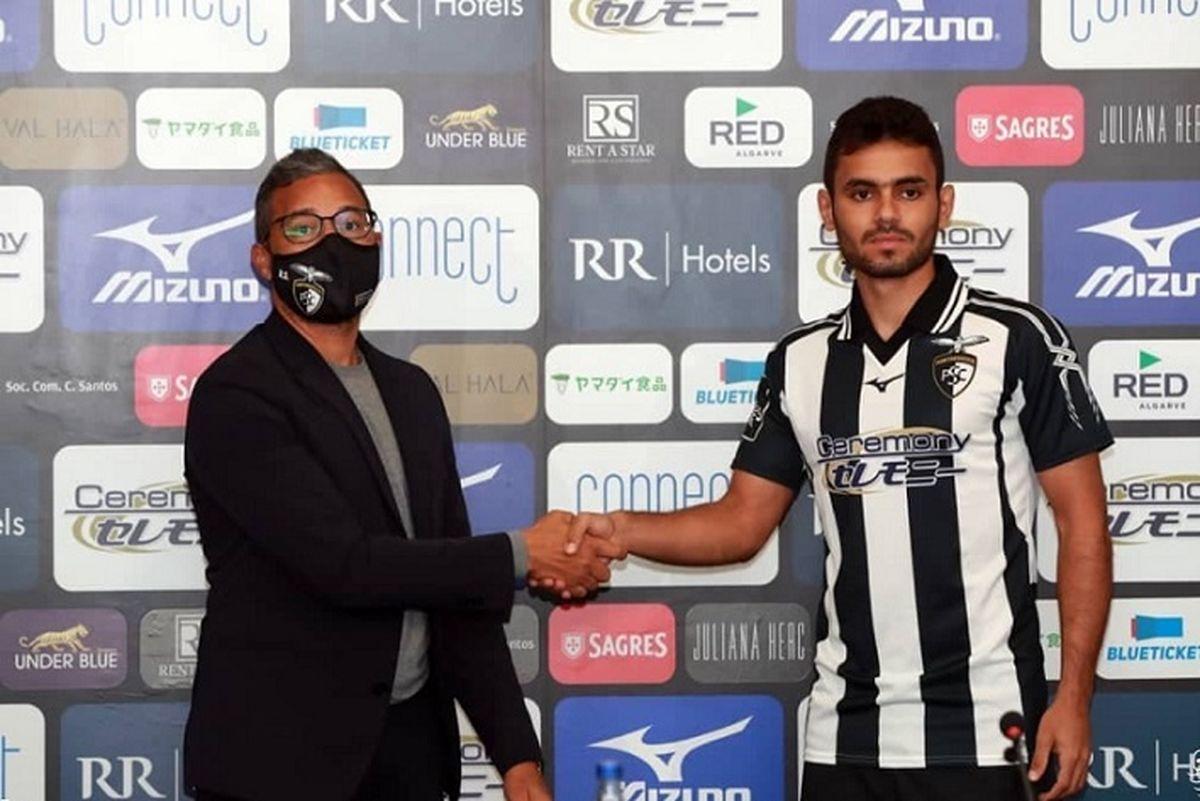 خبر رسمی؛ بازیکن جدید استقلال از پرتغال آمد
