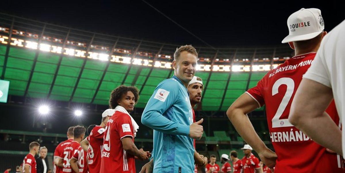 مانوئل نویر برترین دروازه بان لیگ قهرمانان اروپا