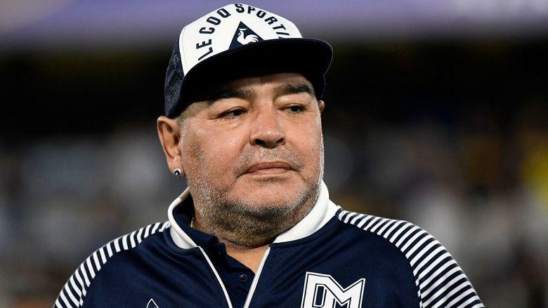 اقدام تحسین برانگیز  اماراتیها برای مارادونا + عکس جذاب