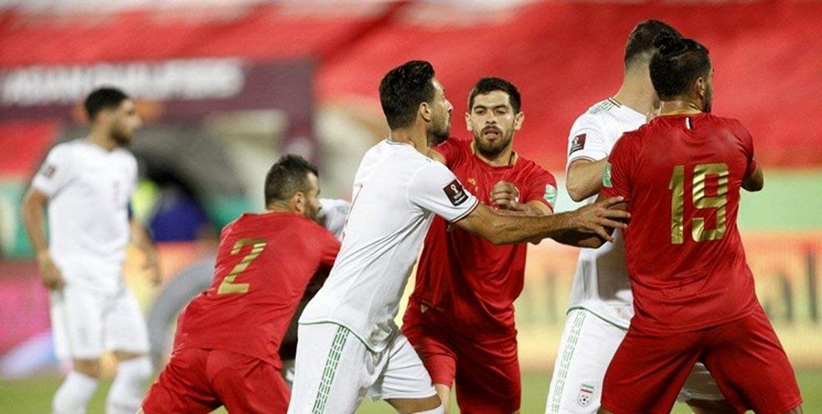 :ترکیب بد و بازیکنان ضعیف در تیم ملی فوتبال