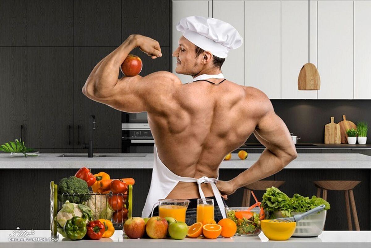 با این 7 مواد غذایی خوشمزه ماهیچههایتان را فولادی کنید!