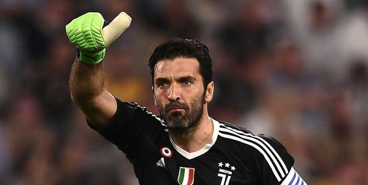 محبوبترین ایتالیایی بهترین دروازه بان تاریخ شد