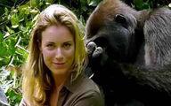 ازدواج چندش آور یک زن متاهل با حیوان! + عکس های عاشقانه