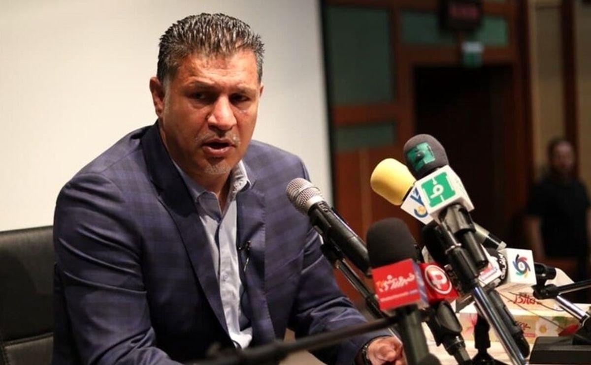 واکنش جنجالی علی دایی به حضور در انتخابات فدراسیون فوتبال