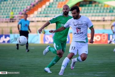 گزارش تصویری(نبرد علی منصوریان و مجید حسینی)