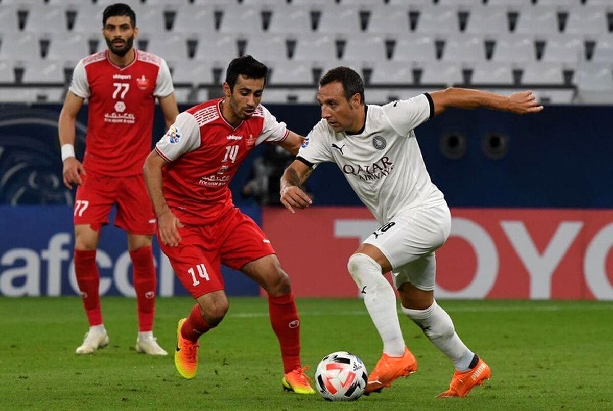 ناامیدی بزرگ قطری ها از شکست سنگین در مقابل پرسپولیس