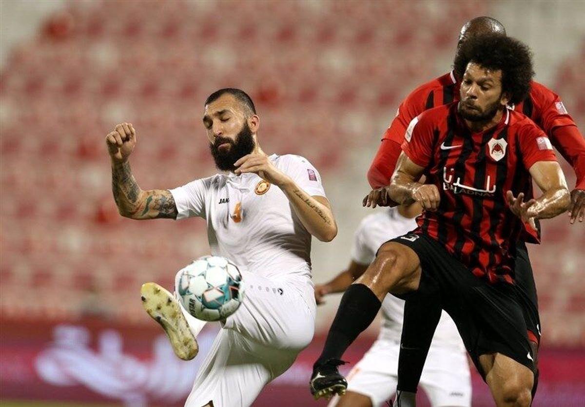 چشمک مدافع جام جهانی رفته به استقلال!