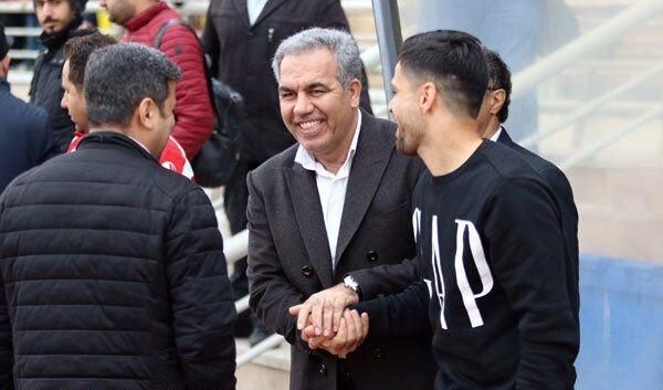 عرب: پول طلب برانکو را بین بازیکنان تقسیم کردم